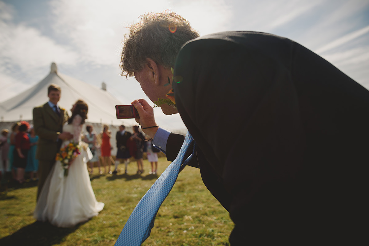 Croyde Bay wedding
