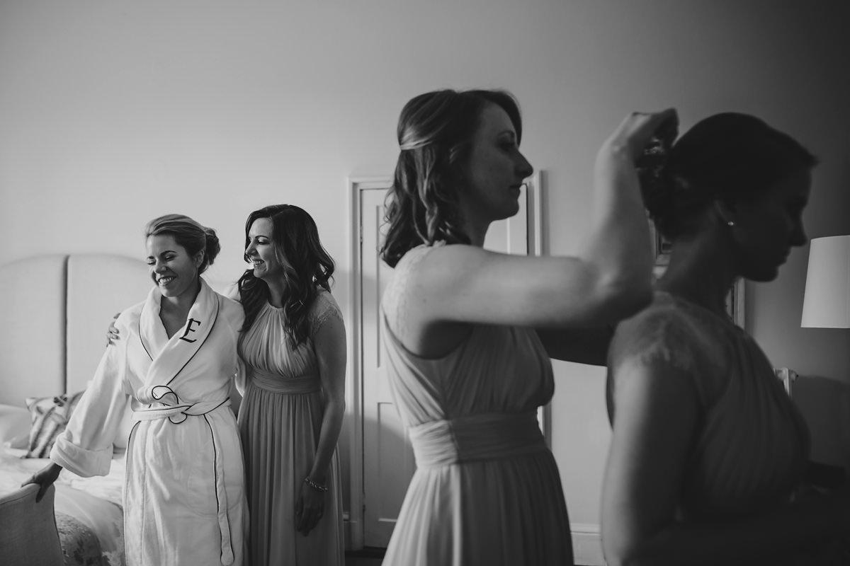 Hotel Endsleigh wedding photos