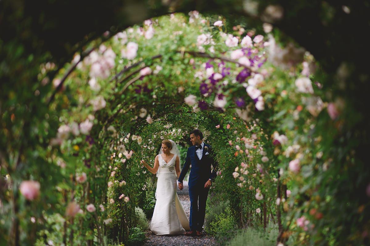 Hotel Endsleigh romantic wedding