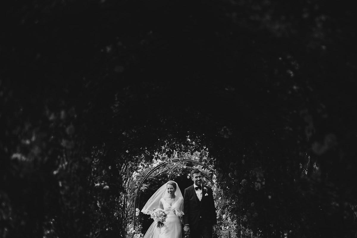Hotel Endsleigh wedding photo