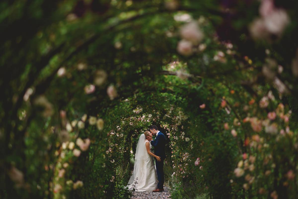 Hotel Endsleigh wedding photography