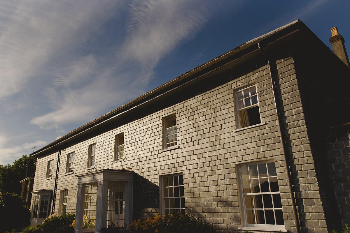 Pamflete House wedding venue in Devon