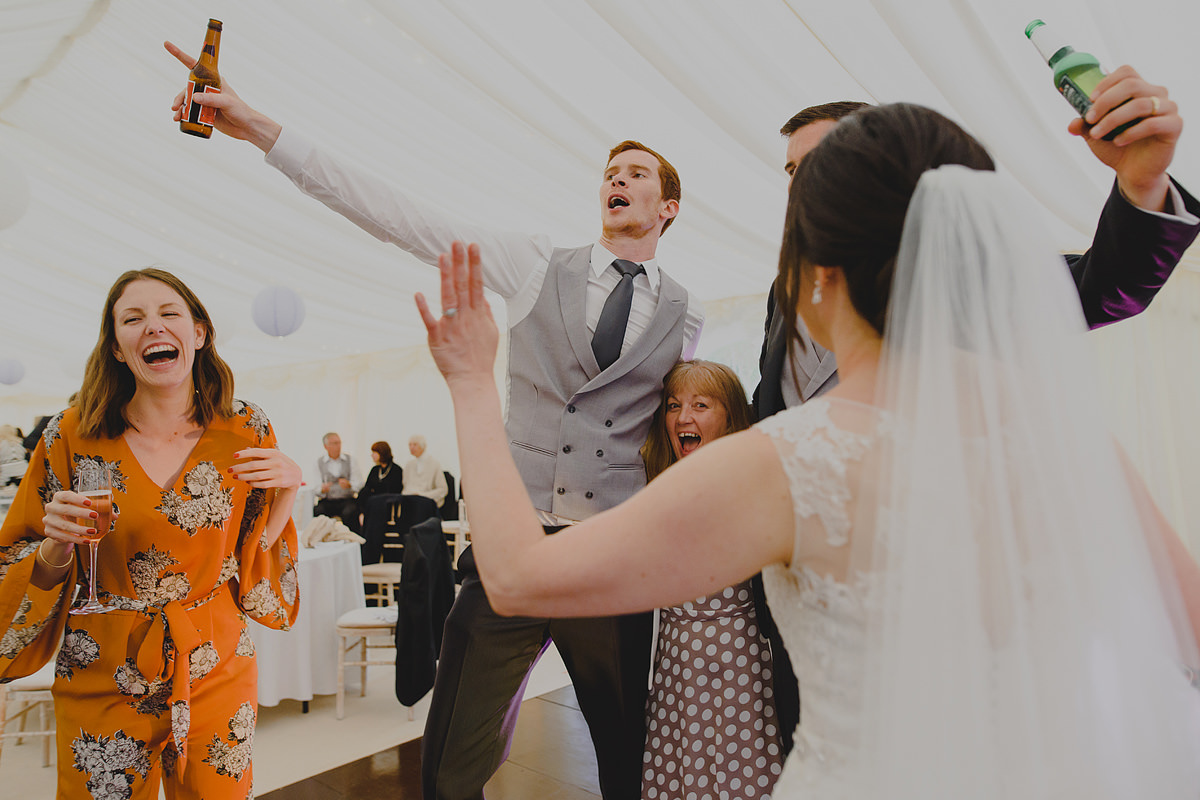 Pamflete House wedding photos