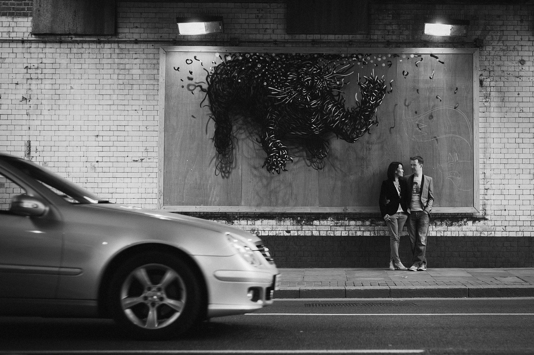 london engagemnt photos