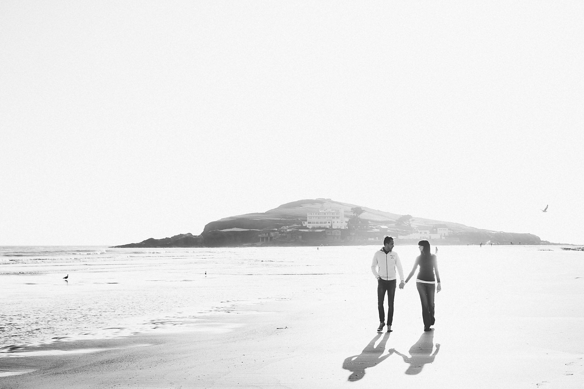 pre wedding burgh island