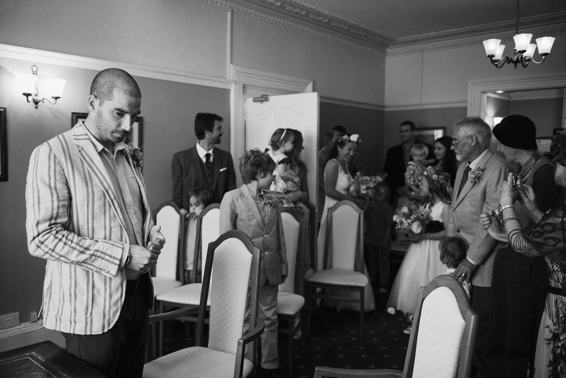 st austell registry wedding