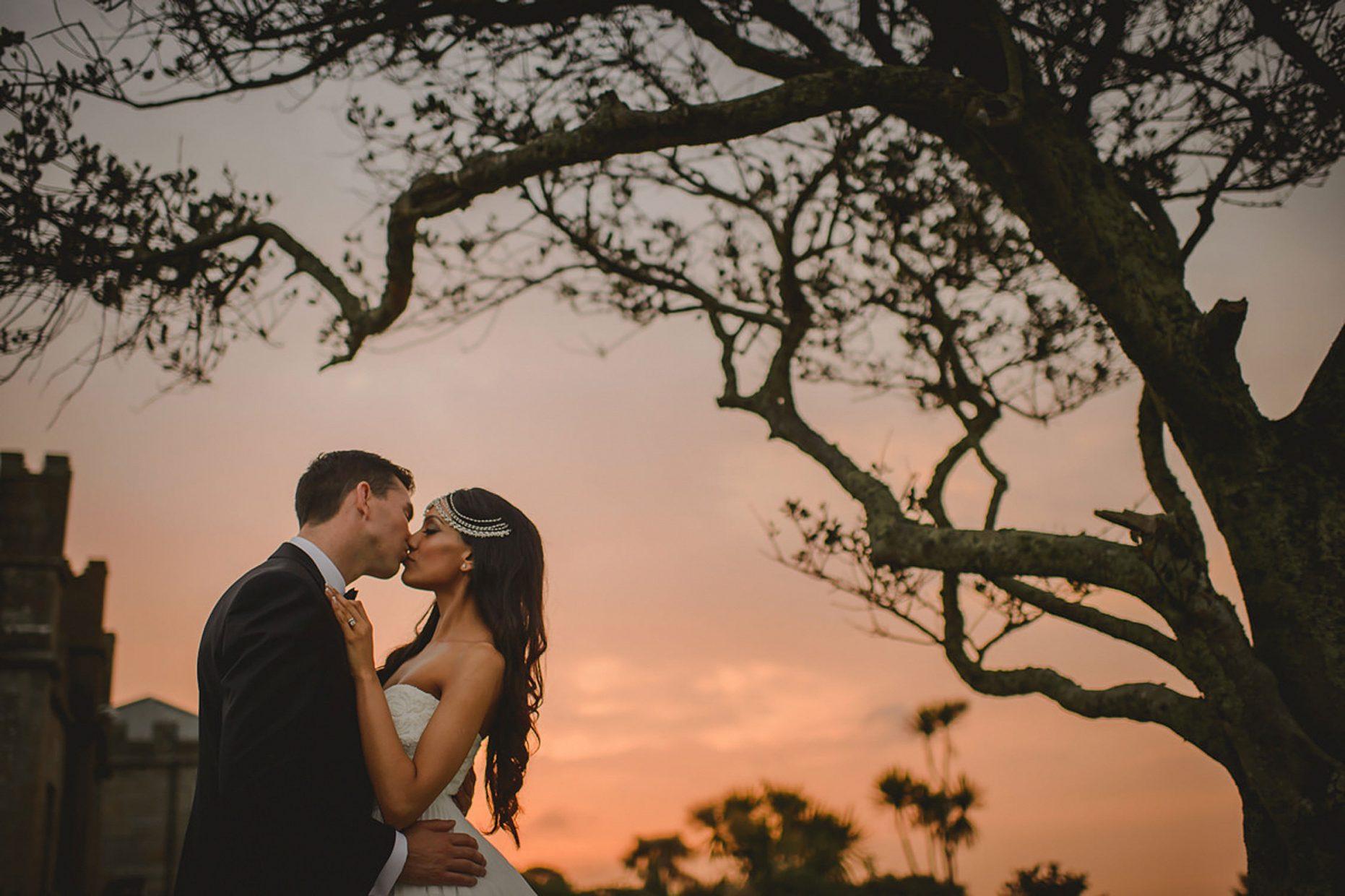 tregenna castle wedding photos
