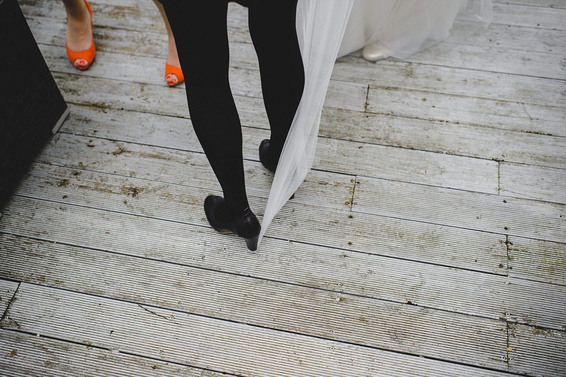 unique wedding photography cornwall