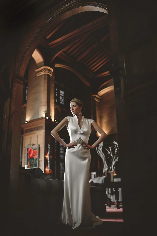 wed magazine bovey castle