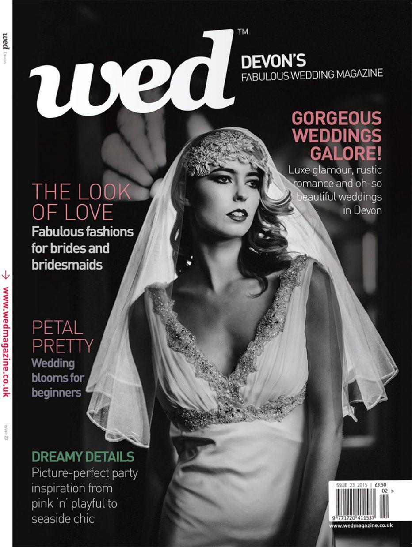 wed magazine devon 23 cover