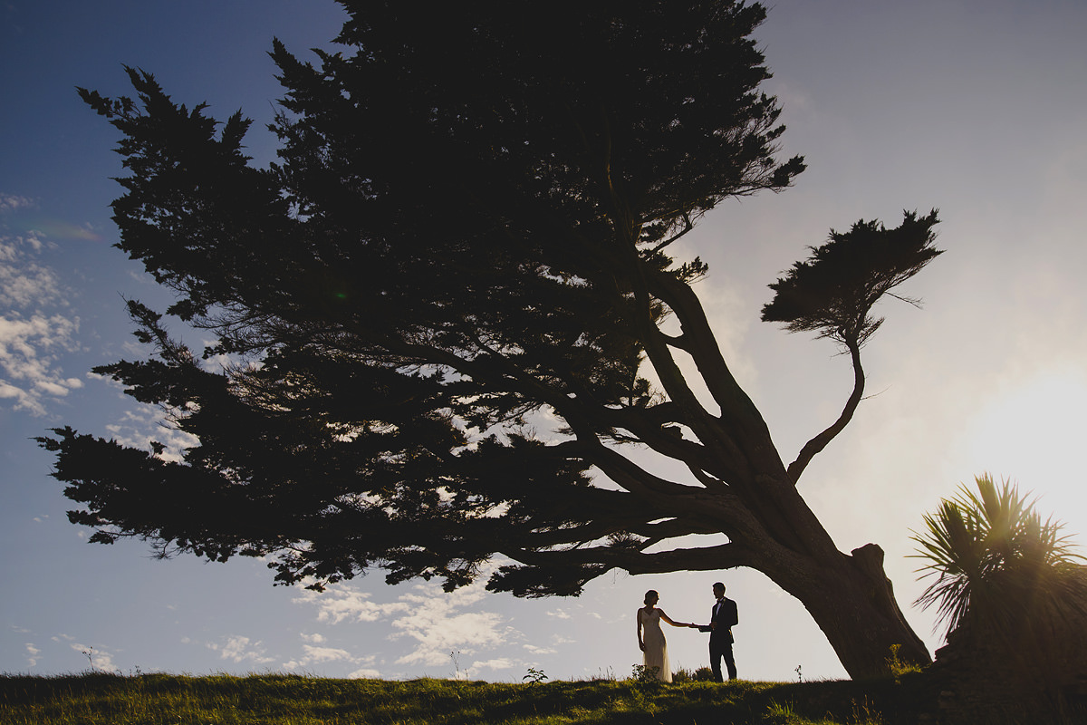 burgh island wedding photographer