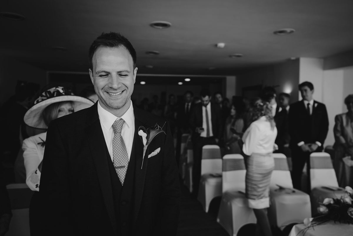 glendorgal hotel wedding photos
