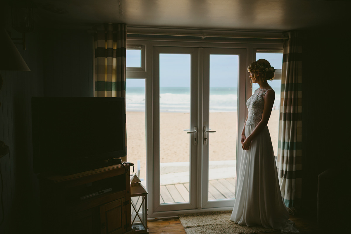Lusty Glaze wedding photography
