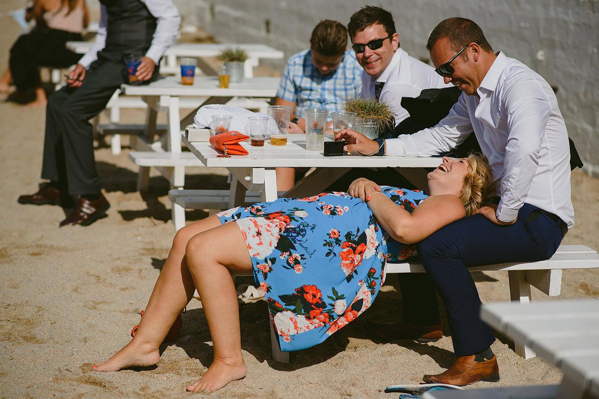 Sunny Lusty weddings