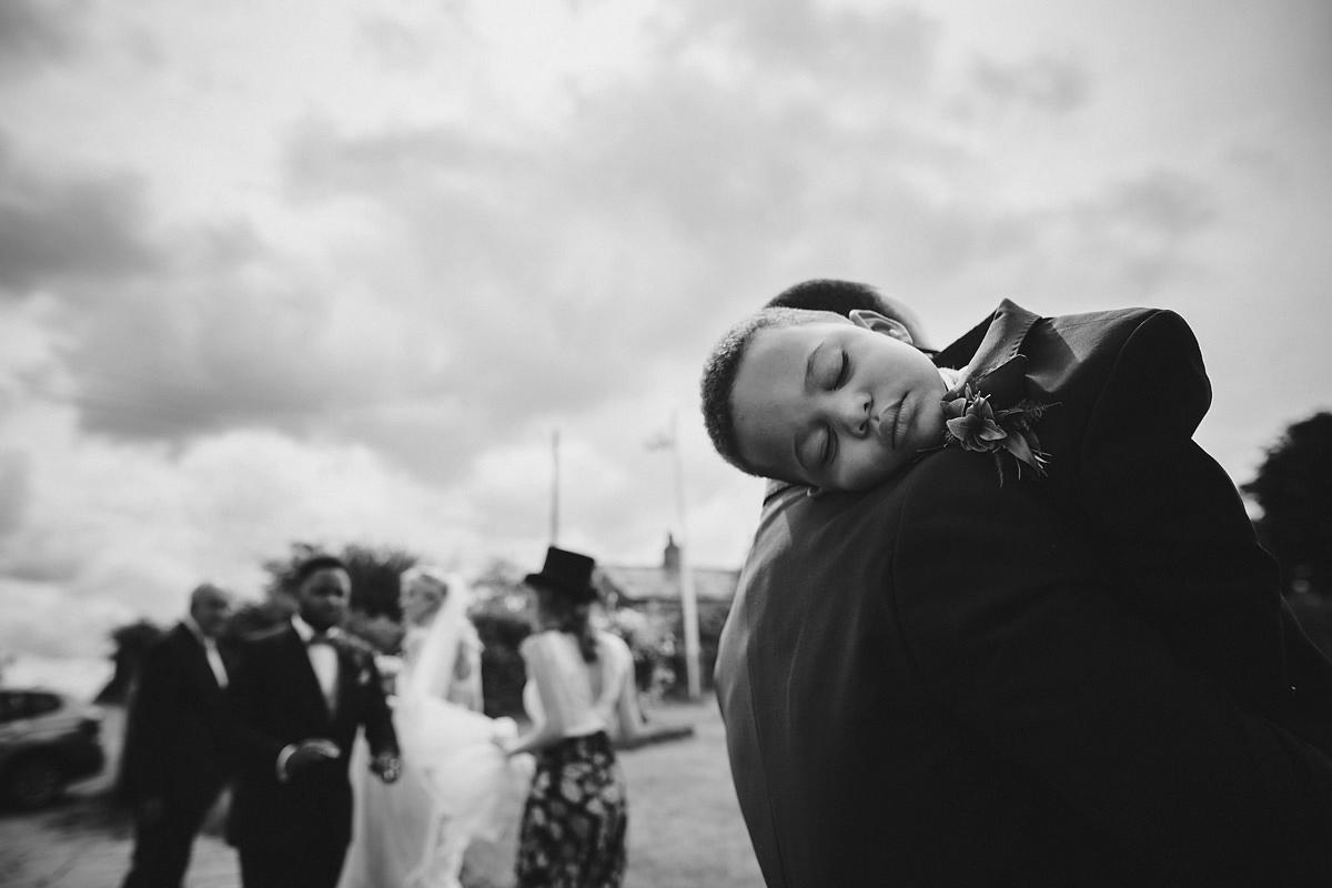 pencarrow house wedding photos