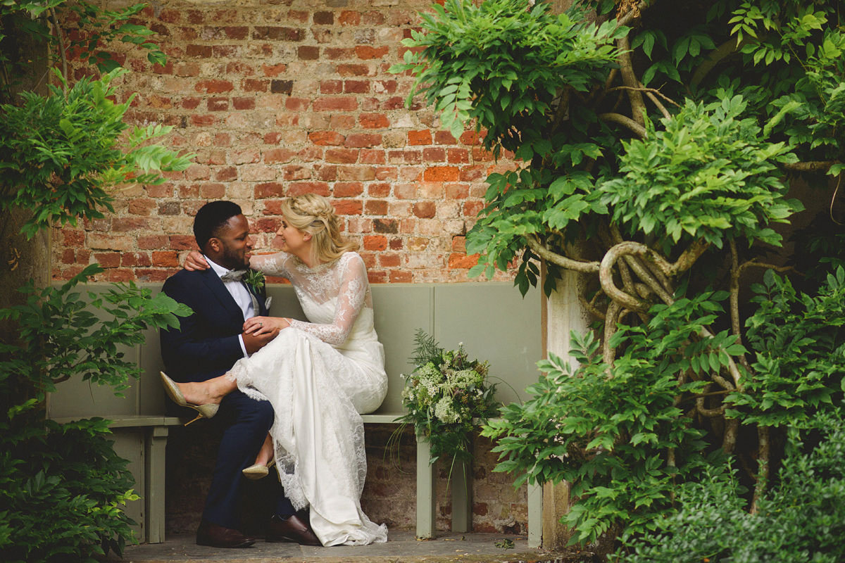 Pencarrow House wedding photographer