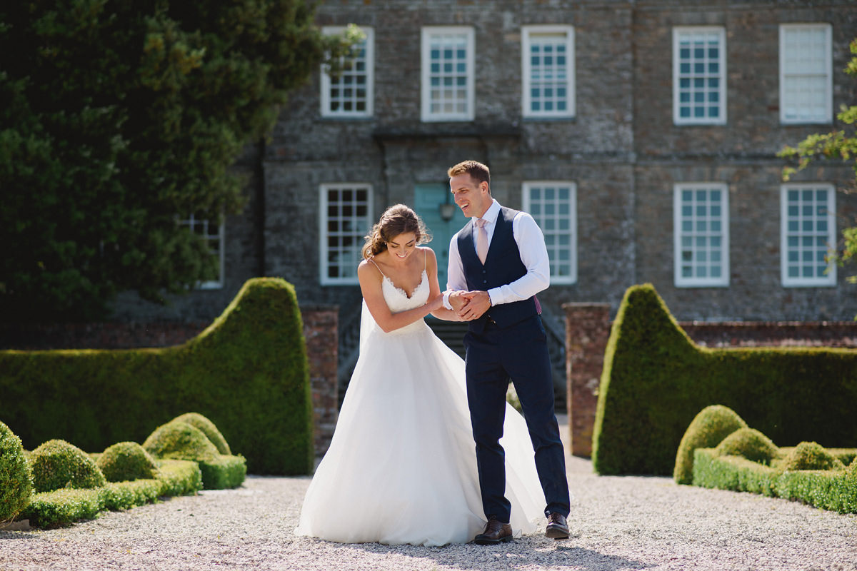 Kingston Estate Devon wedding