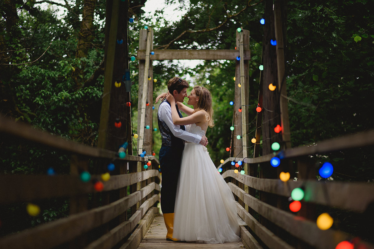 Cornish Tipi Wedding photos