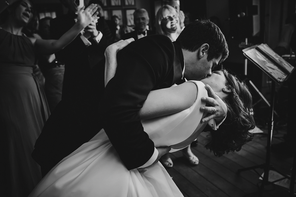 Hotel Endsleigh first dance photo